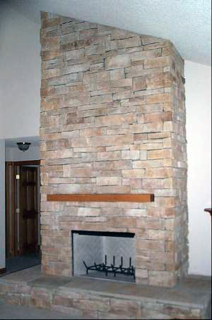Reliable Home Improvements | Fireplace Pictures