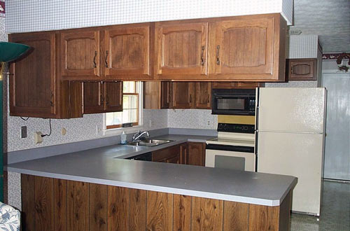 Reliable Home Improvements Kitchen Pictures Cabinet Installation Springfield Ohio